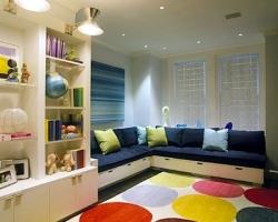 Обустраиваем детскую комнату: искусственное освещение