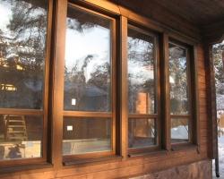 Как подобрать окна для дачи?