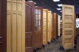 Межкомнатные двери из массива дерева – классика уюта, порода, престиж