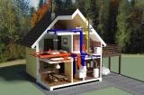 Обустройство отопления в частном доме