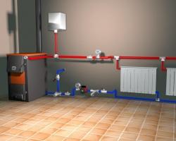 Котел – основа системы отопления загородного дома