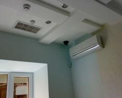 Установка вентиляции и климатических систем в коттеджах