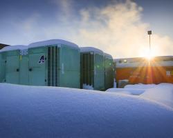 Использование генераторов в условиях Крайнего Севера