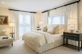 «Кремовая» спальня: десертное настроение