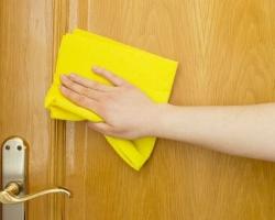 Как ухаживать за дверью?