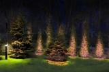 Ландшафтное освещение: правила, советы и рекомендации