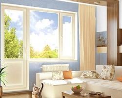 ПВХ окна и балконные блоки - достоинства, критерии выбора