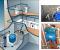Структура и характеристики элементов насосной установки