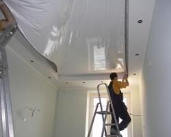 Секреты профессионалов: как самостоятельно снять натяжной потолок. Продолжение 2