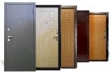 Компоненты входных металлических дверей