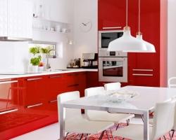 Ремонт кухни: меблировка, дизайн и освещение
