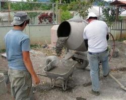 Как правильно работать с бетоном