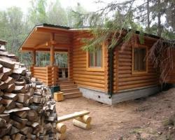 Строим баню на участке: советы и рекомендации
