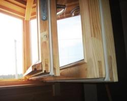 Как утеплить деревянные окна?