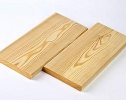 Выбираем планкен из сибирской лиственницы