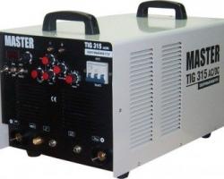 TIG 315P AC/DC MASTER - самый популярный сварочный инвертор?