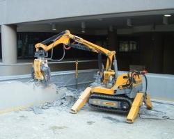 Новейшее оборудование для демонтажа и рециклинга