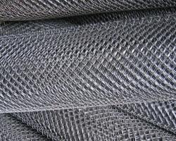 Использование сетки рабицы