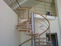 Винтовые лестницы украсят любое жилое помещение