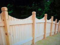 Из чего выбрать забор для своей дачи?