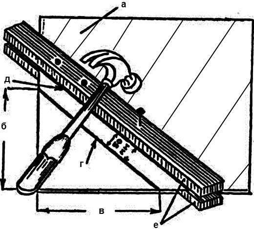 Изготовление лестницы деревянного типа