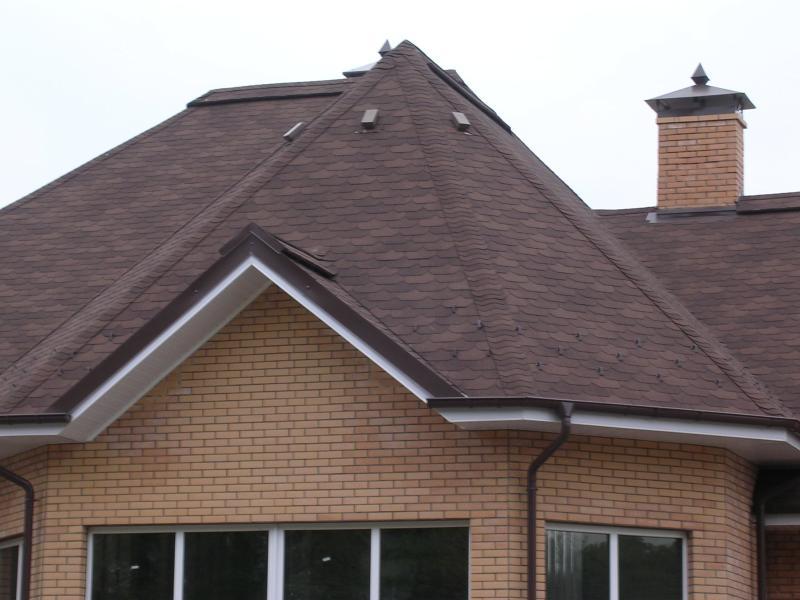 крыша дома фото