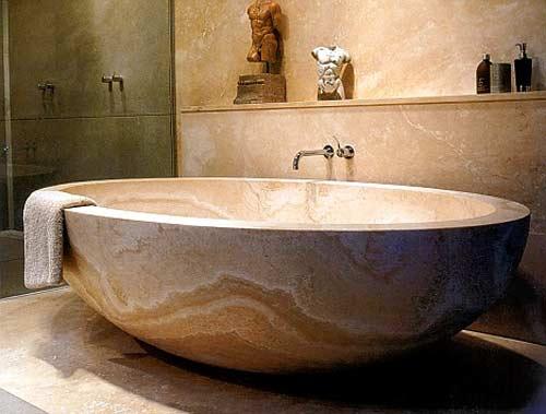 Ванна из искусственного мрамора отзывы