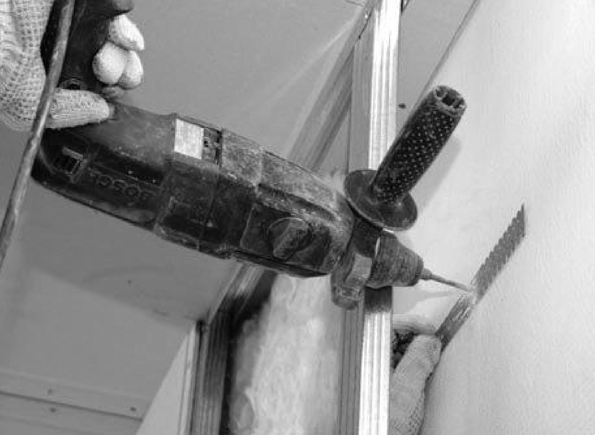 Обшивка балконных стен гипсокартоном