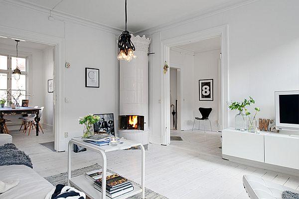 Колорит скандинавского дома