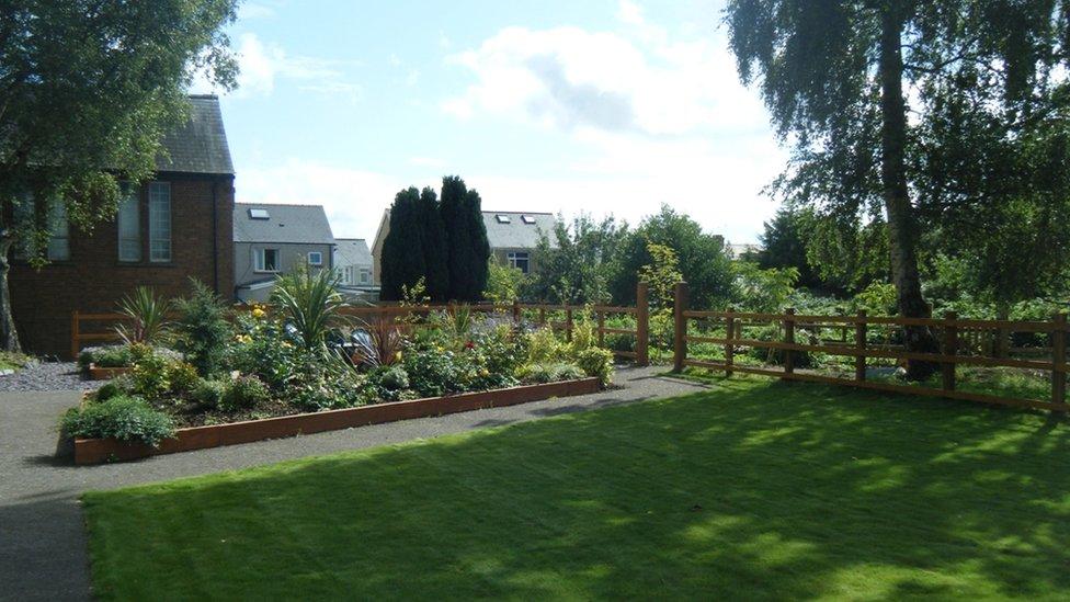 Сад для людей, испытывающих трудности при обучении. Продолжение 2