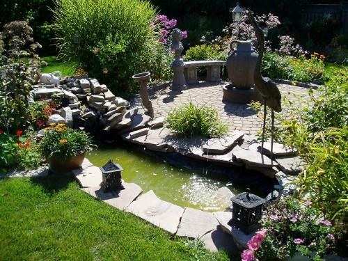 Естественный сад. Продолжение 1