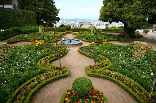Планировка сада на участке большой площади. Продолжение 4