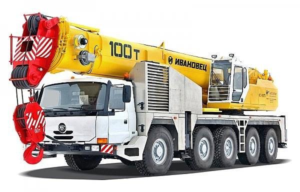 Виды грузоподъемного оборудования, применяющегося в строительстве. Продолжение