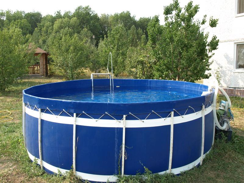 Воплощаем в жизнь мечту о собственном бассейне