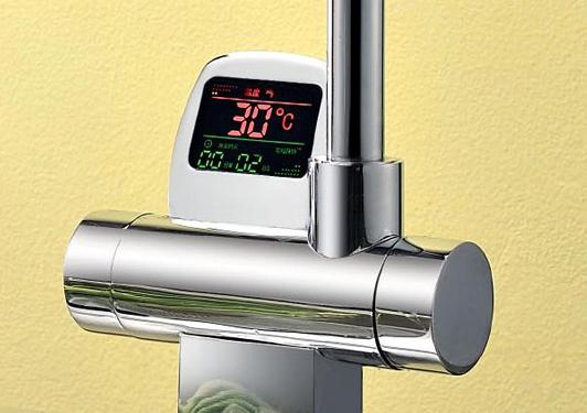 Смеситель термостатический