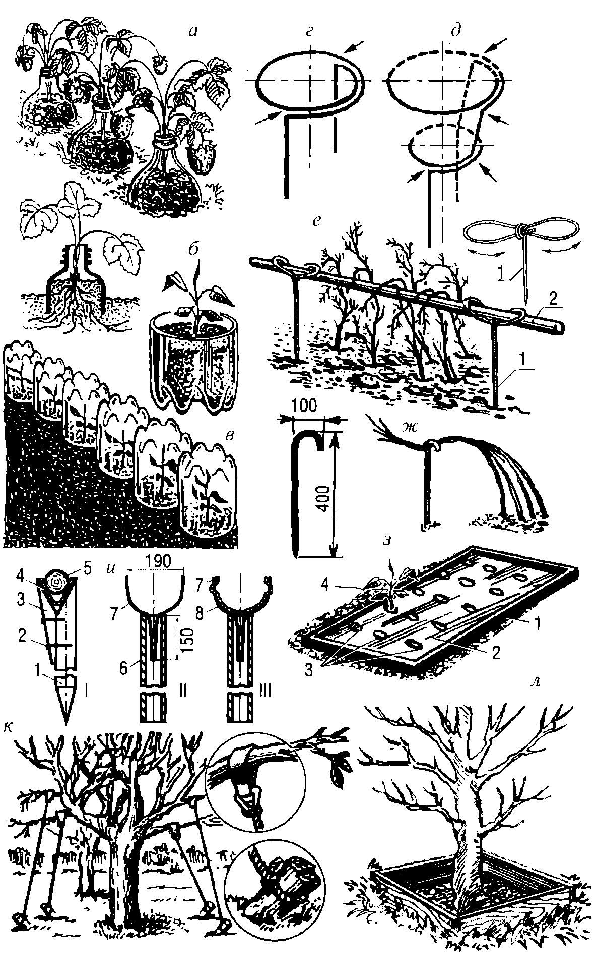 Капельный полив в теплице и на огороде своими руками 828