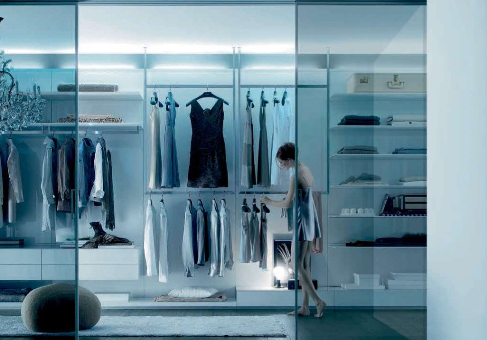 «Скелет в шкафу»: выбираем гардеробную