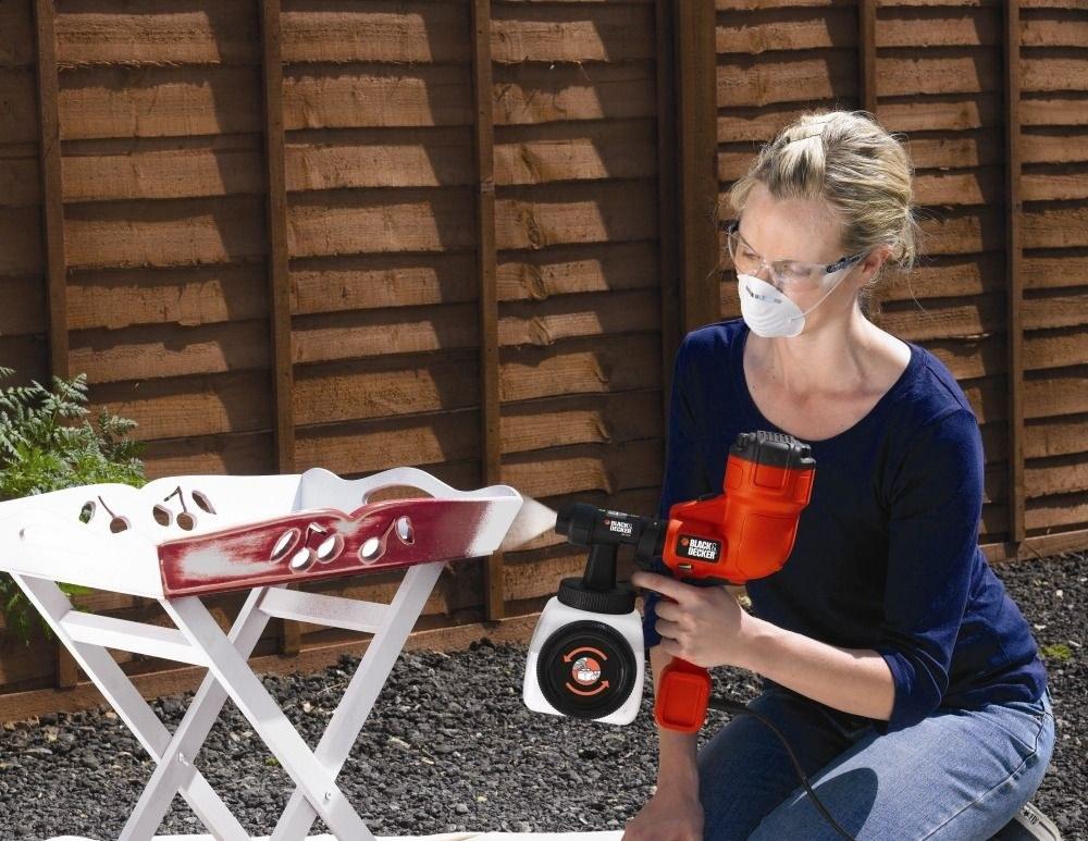 Краскопульт - устройство для механического нанесения краски