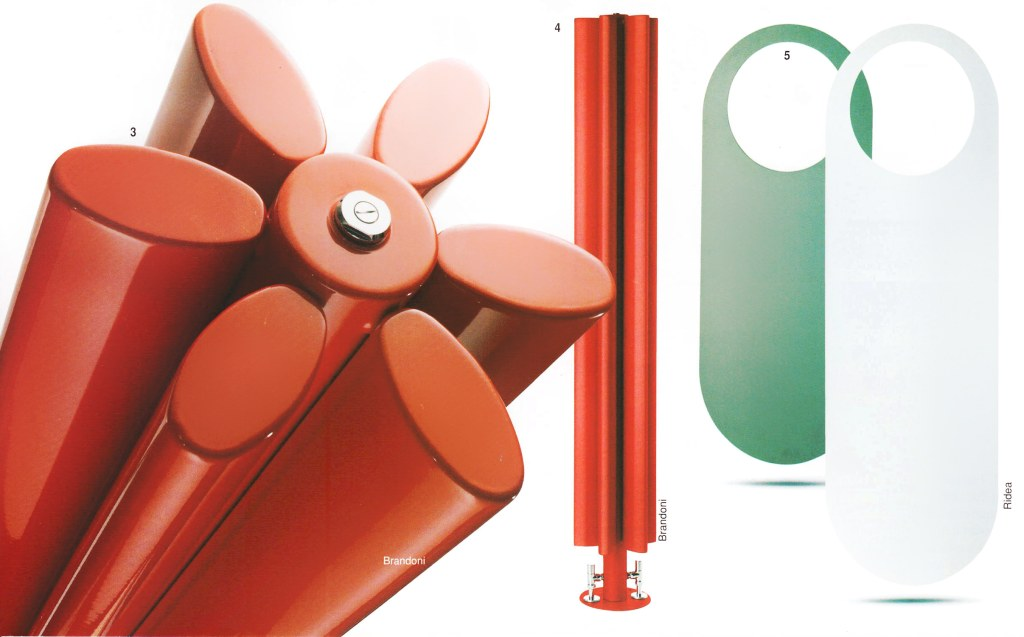 Изысканные линии тепла: дизайнерские модели радиаторов