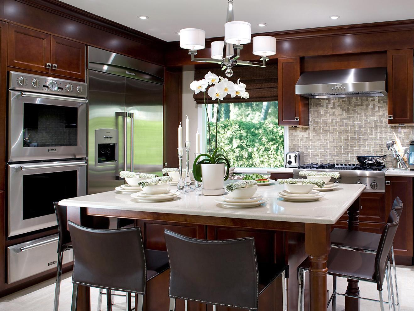 Инновации в области кухонной мебели