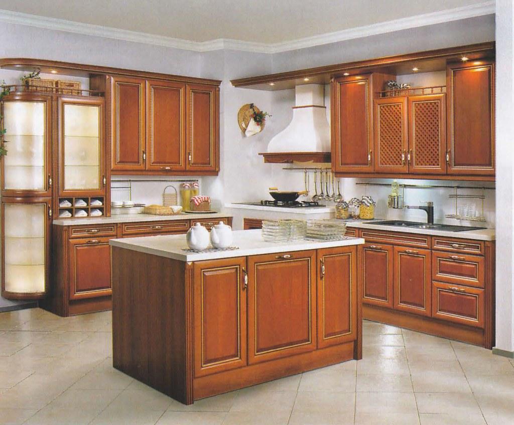 Модные тенденции кухонных интерьеров. Продолжение 1