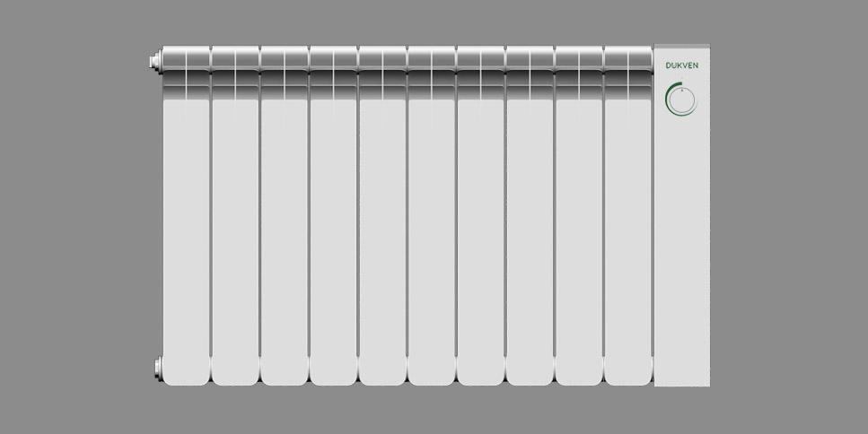 Конвективно-радиационные радиаторы отопления