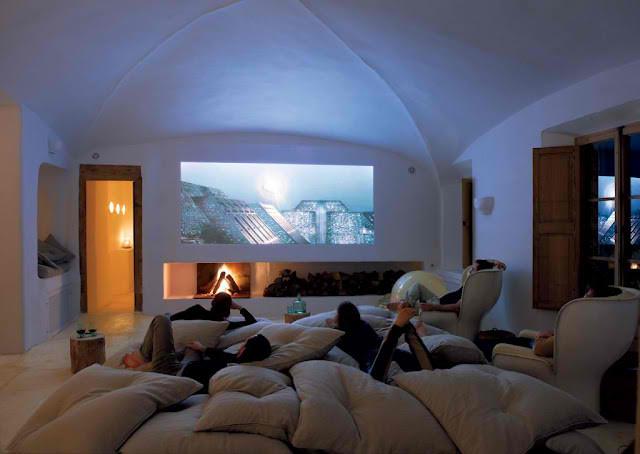 Одомашненный кинотеатр
