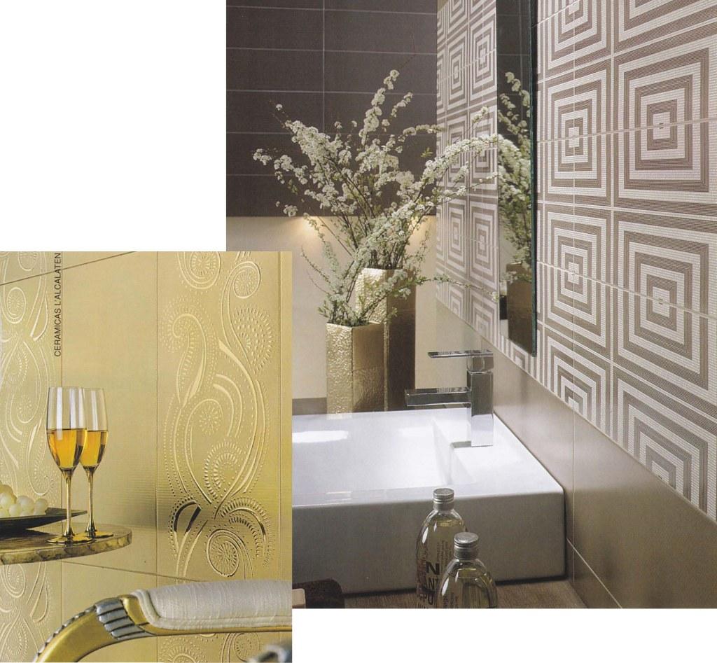 Керамическая плитка: цвет, фактура и настроение
