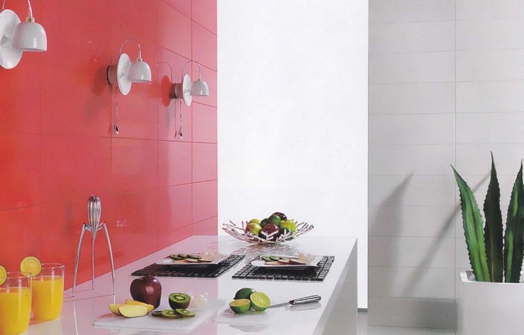 Керамическая плитка: цвет, фактура и настроение. Продолжение