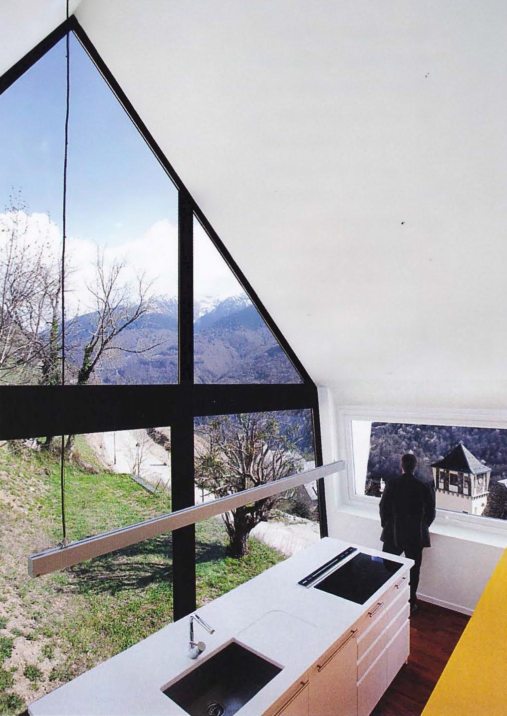 Дом в Пиренеях