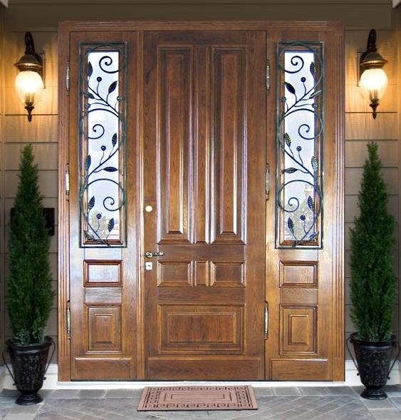Мой дом – моя крепость, а входная дверь – неприступная защита