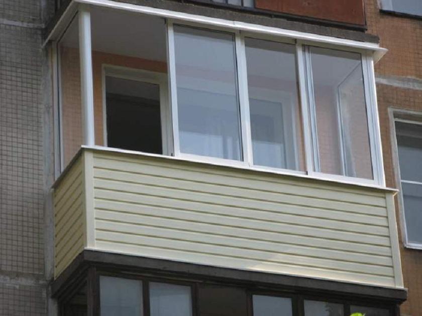 Выбираем вид остекления балкона или лоджии. Продолжение