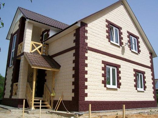 Как построить теплый дом из кирпича? Продолжение 2