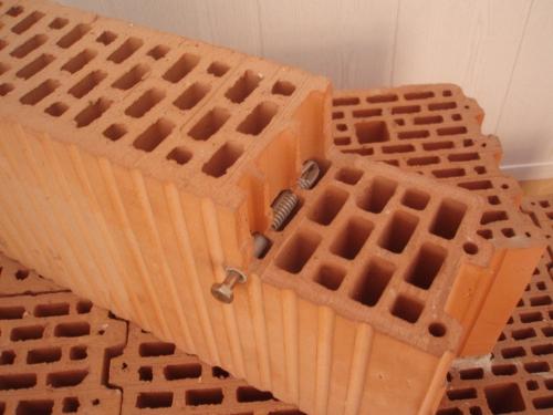 Как построить теплый дом из кирпича? Продолжение 3